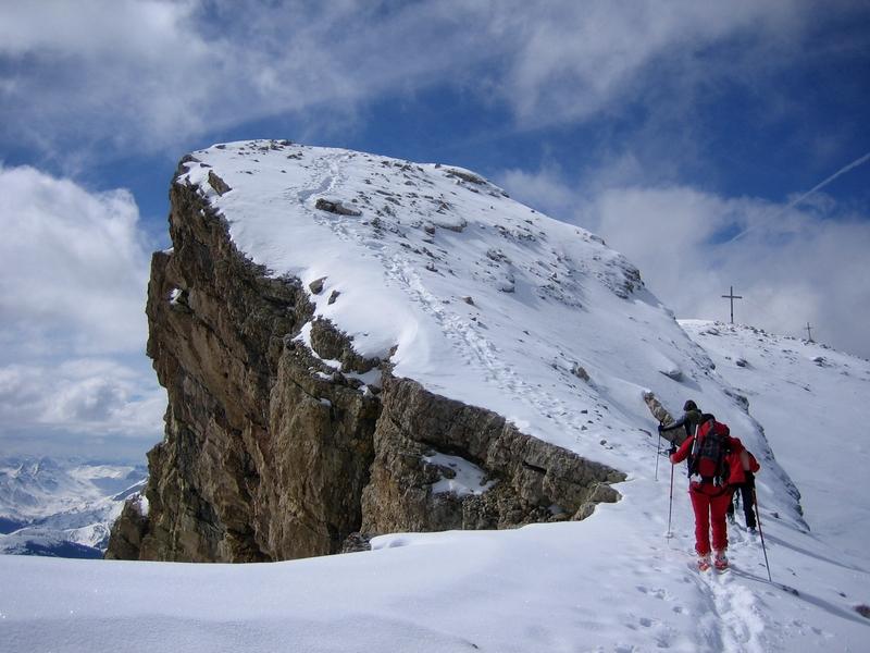 Aufstieg-zur-Lavarella
