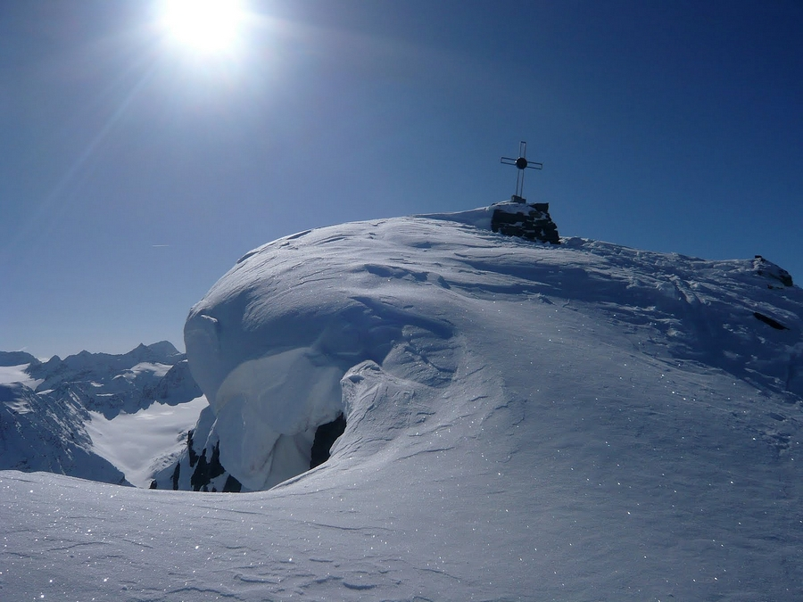 Lisenser-Viller-Spitze-Gipfel