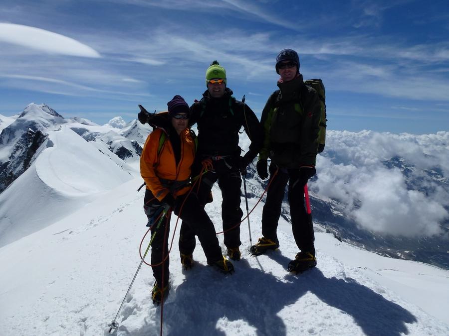 Erster-Gipfel-Breithorn